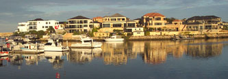 A Morning Walk Around Mindarie Keys, Western Australia